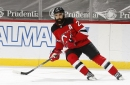 Kyle Palmieri will be fine for the Devils, but his trade value may not