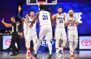 Ben Simmons trending up, Joel Embiid still dominant, Seth Curry resumes state of lights-outedness