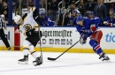 Bruins lines vs. Rangers: Grzelcyk and DeBrusk return