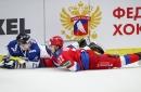 Marat Khusnutdinov suffers shoulder injury
