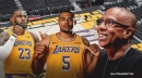 Talen Horton-Tucker gets star label from former Lakers forward Mychal Thompson