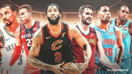 Rumor: NBA's Thunder, Pistons, Cavs 'open for business' in trade market