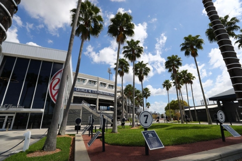 MLB releases revised Yankees spring training schedule