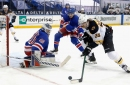 Bruins lines vs. Rangers: Grzelcyk out, Clifton in