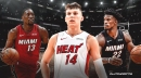 Tyler Herro's status after COVID-19 scare, Heat guard's one-game absence