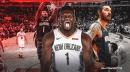 Pelicans' Zion Williamson left Steven Adams shook in first ever meeting