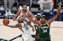 Milwaukee vs. Utah: Bucks Get Waxed in Utah...Again