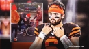 Baker Mayfield says goodbye to courageous Browns fan battling cancer who went to playoff-clinching game