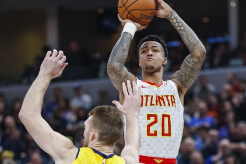 Game Thread 2/13/21: Hawks vs. Pacers