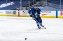 Leafs fall asleep after one period, lose 2-1