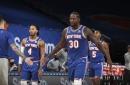 """Knicks 121, Rockets 99: """"The IQ/Rose backcourt is damn good"""""""