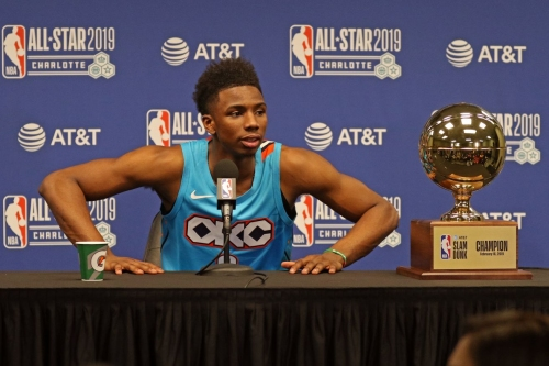 OPINION: Fans shouldn't select the NBA All-Star starters