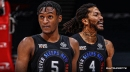 Knicks rookie Immanuel Quickley reveals what he realized after getting a taste of playing alongside Derrick Rose