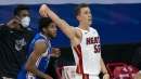 Heat looking to free up Duncan Robinson more so he can return to last season's form
