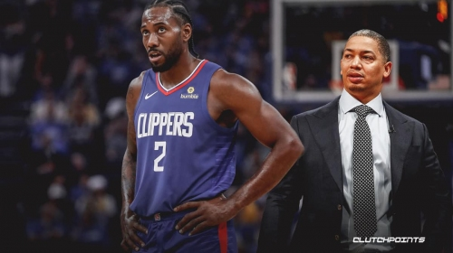 Clippers star Kawhi Leonard out vs. Cavs with leg injury