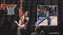 VIDEO: Kyle Kuzma elevates and detonates on Michael Porter Jr. with putback dunk