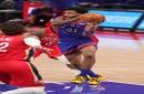 Detroit Pistons stock watch: Saddiq Bey, Delon Wright, Josh Jackson scorching hot
