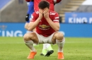 Harry Maguire: 'Manchester United are not getting decisions their way'