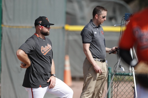 How pitching coach Chris Holt's path to the Orioles prepared him for the club's 'big project'