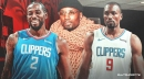 Clippers' Serge Ibaka fires back at reporter over fashion comments, reveals Kawhi Leonard's advice