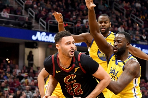 Warriors vs. Cavs Preview: Hey look, a team worse than the Nets