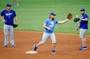 Walker Buehler, Corey Seager & Max Muncy Celebrate Dodgers Re-Signing Justin Turner