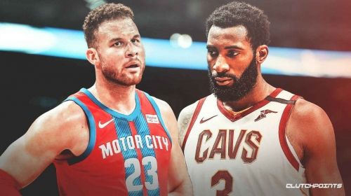 Report: Blake Griffin following in Andre Drummond's footsteps as Pistons try to find trade