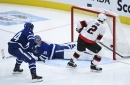 Maple Leafs melt down on home ice against Senators