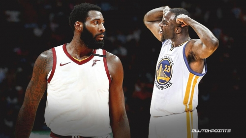 Draymond Green reacts to Cavs embarrassing Andre Drummond with exile