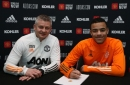 Manchester United confirm new contract for Mason Greenwood