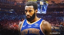 Cavs' Andre Drummond would welcome move to Knicks