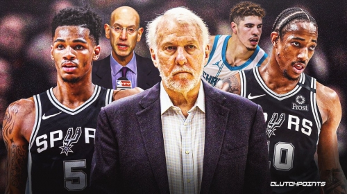 Spurs hit with 4 positive COVID-19 tests, 3-game postponement