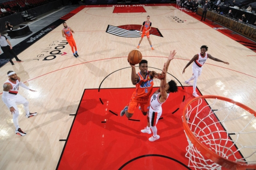 Blazers vs. Thunder: Start time, TV schedule, and preview