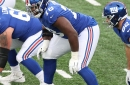 Giants rookie class ranked third in NFC East