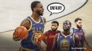 Warriors star Andrew Wiggins follows Draymond Green's footsteps, chimes in on 'unfair' NBA