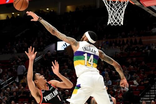 Portland Trail Blazers vs. New Orleans Pelicans Preview
