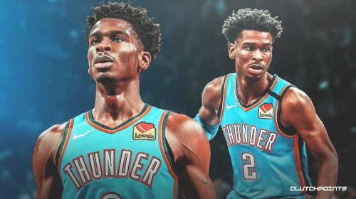 Shai Gilgeous-Alexander returns to Thunder lineup after 4-game absence