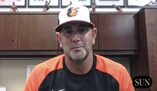Orioles manager Hype on what's different about this Spring Training | VIDEO