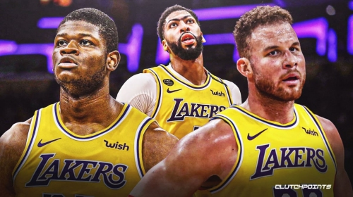3 potential instant replacements for the Lakers after the Anthony Davis injury
