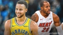 Old man Andre Iguodala makes one funny request to Stephen Curry ahead of Heat-Warriors showdown