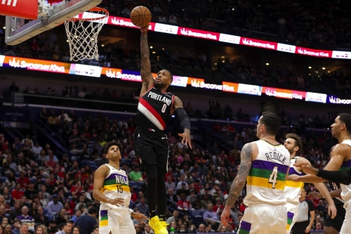 Portland Trail Blazers vs. New Orleans Pelicans Game Day Thread