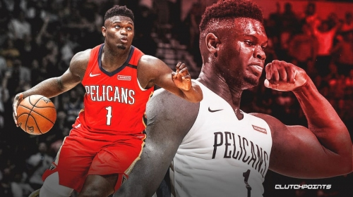 Pelicans star Zion Williamson makes NBA history with a unique record