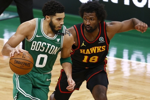 Celtics can't stop Trae Young, fall to the Hawks 122-114