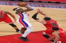 Jerami Grant puts on epic show, but Detroit Pistons blow huge lead in 105-102 loss to Bulls