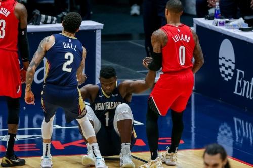 Damian Lillard Plays Like an MVP, Helps Blazers Take Pelicans