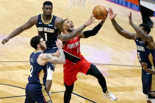 Six Observations from the Blazers' 126-124 Victory Over the Pelicans