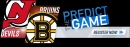 Play 'Predict The Game' During Bruins-Devils To Win Signed Patrice Bergeron Jersey