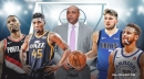 Charles Barkley not a fan of Stephen Curry-Luka Doncic NBA All-Star backcourt