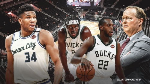 Giannis Antetokounmpo, Bucks in the midst of historically bad 5-game losing streak