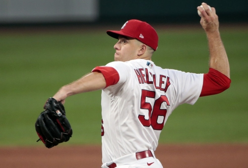 Helsley will remain short reliever for Cardinals but Cabrera and Reyes will get longer stints this spring